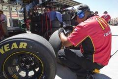 NASCAR: Cuidado médico 500 del 4 de septiembre Emory Imagenes de archivo