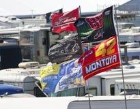 NASCAR: Cuidados médicos 500 de setembro 04 Emory Imagens de Stock Royalty Free