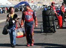 NASCAR cup driver Jeff Gordon Royalty Free Stock Photography
