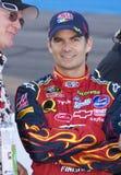 NASCAR Cuptreiber Jeff Gordon lizenzfreies stockfoto