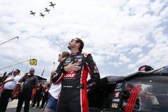 NASCAR: Czerwa 04 AAA 400 przejażdżka dla autyzmu Fotografia Stock