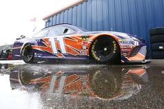 NASCAR: Czerwa 09 FireKeepers kasyno 400 Zdjęcie Royalty Free