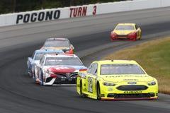 NASCAR: Czerwiec 03 Pocono 400 Obrazy Royalty Free