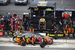 NASCAR: Czerwiec 03 Pocono 400 Fotografia Royalty Free
