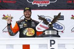 NASCAR: Czerwiec 03 Pocono 400 Zdjęcie Royalty Free