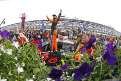 NASCAR: Czerwiec 03 Pocono 400 Obrazy Stock