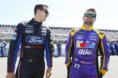 NASCAR: Czerwiec 11 Pocono 400 Zdjęcia Royalty Free
