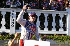 NASCAR: Czerwiec 11 Pocono 400 Obraz Stock