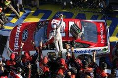 NASCAR: Czerwiec 11 Pocono 400 Obraz Royalty Free
