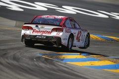 NASCAR: Czerwiec 23 Toyota, Save hala targowa 350/ Obrazy Stock