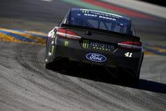 NASCAR: Czerwiec 23 Toyota, Save hala targowa 350/ Zdjęcie Stock