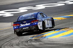 NASCAR: Czerwiec 23 Toyota, Save hala targowa 350/ Obraz Stock