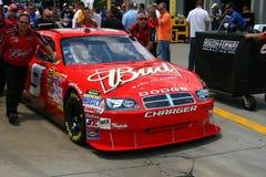 NASCAR - détour de bourgeon du #9 de Kahne de gagnant Images stock