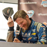 NASCAR Dale Earnhardt jr rückkehr Stockfotografie