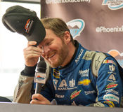 NASCAR Dale Earnhardt jr rückkehr Lizenzfreies Stockbild