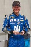 NASCAR-dalEarnhardt jr retur Arkivfoto