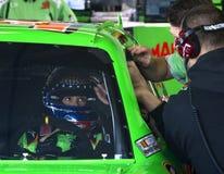NASCAR Danica Patrick Stock Image