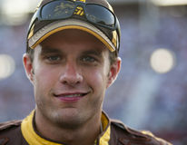 NASCAR: David Ragan Royalty Free Stock Image