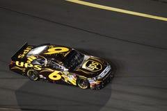 NASCAR - David Ragan alla coca-cola 600 Immagine Stock