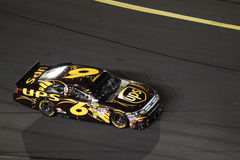 NASCAR - David Ragan bij Coca-cola 600 Stock Afbeelding