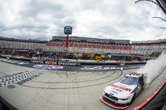 NASCAR: 18 de Aandrijving van april om Diabetes 300 tegen te houden Royalty-vrije Stock Afbeeldingen