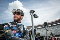 NASCAR: 17 de Aandrijving van april om Diabetes 300 tegen te houden Royalty-vrije Stock Foto