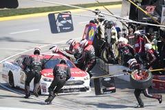 NASCAR: 2 de abril STP 500 Fotos de archivo