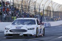 NASCAR: 2 de abril STP 500 Imágenes de archivo libres de regalías
