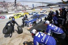 NASCAR: 2 de abril STP 500 Imagen de archivo