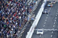 NASCAR: 2 de abril STP 500 Imagen de archivo libre de regalías