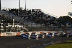 NASCAR: 20 de abril ToyotaCare 250 fotografia de stock royalty free