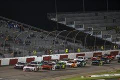 NASCAR: 12 de abril ToyotaCare 250 fotografia de stock royalty free
