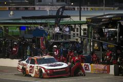 NASCAR: 12 de abril ToyotaCare 250 foto de stock royalty free