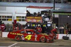NASCAR: 12 de abril ToyotaCare 250 imagem de stock