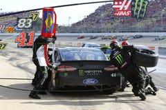 NASCAR: 13 de agosto Michigan puro 400 Imagens de Stock