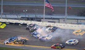 NASCAR: 18 de febrero Daytona 500 Imagen de archivo