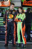 NASCAR: 18 de febrero Daytona 500 Foto de archivo