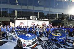 NASCAR: 19 de febrero Daytona 500 Fotos de archivo libres de regalías