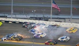 NASCAR: 18 de fevereiro Daytona 500 Imagem de Stock Royalty Free