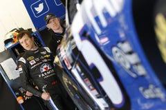 NASCAR: 18 de fevereiro Daytona 500 Imagens de Stock