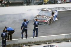 NASCAR: 23 de julho Brantley Gilbert Big Machine Brickyard 400 Fotos de Stock Royalty Free