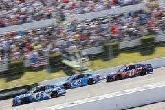 NASCAR: 11 de junho Pocono 400 Imagem de Stock Royalty Free