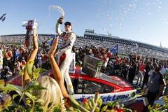 NASCAR: 11 de junho Pocono 400 Imagens de Stock Royalty Free