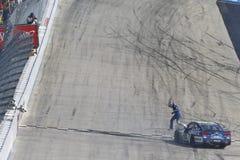 NASCAR: 4 de junio AAA 400 Imagen de archivo libre de regalías