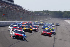NASCAR: 11 de junio Pocono 400 Imagen de archivo libre de regalías