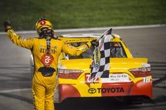 NASCAR: 7 de maio GoBowling 400 Imagens de Stock