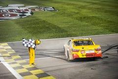 NASCAR: 7 de maio GoBowling 400 Imagem de Stock Royalty Free