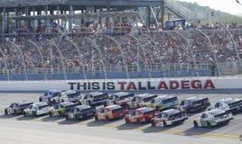 NASCAR: 2 de maio Winn-Dixie 300 Fotos de Stock Royalty Free