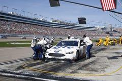 NASCAR: 12 de março Kobalt 400 Fotografia de Stock Royalty Free