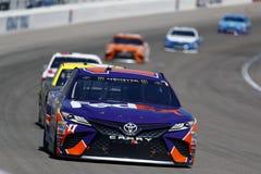 NASCAR: 12 de março Kobalt 400 Imagem de Stock